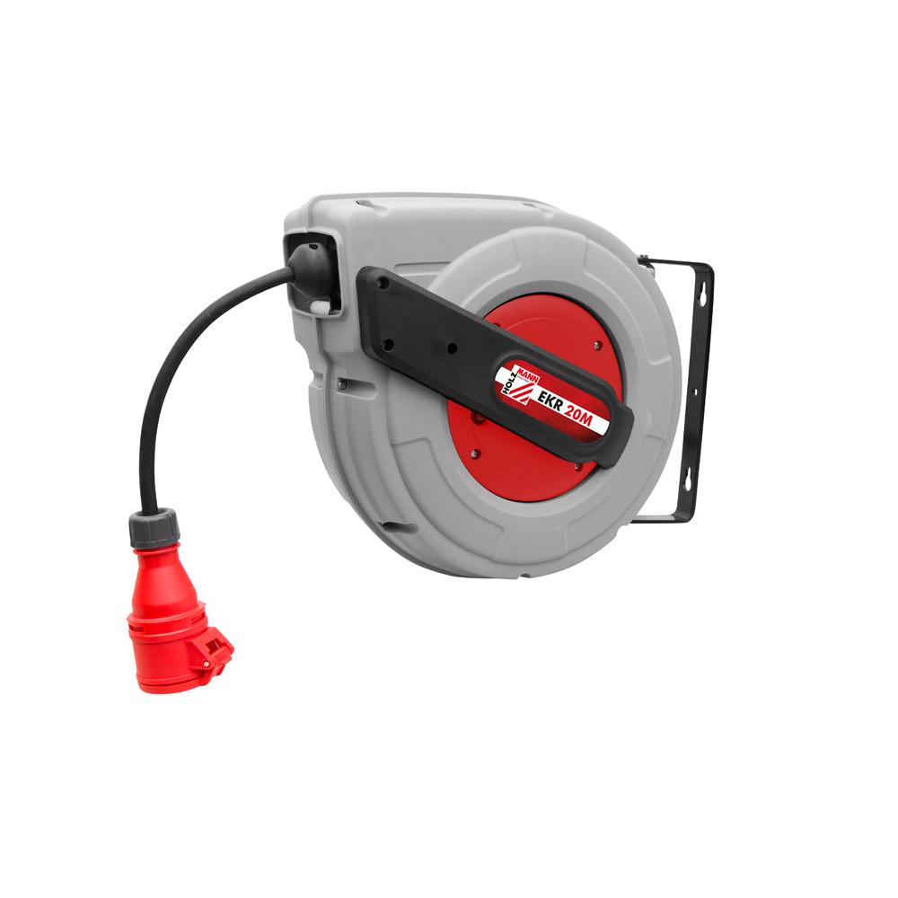 Samonavíjecí elektrokabel 400 V Holzmann EKR20M