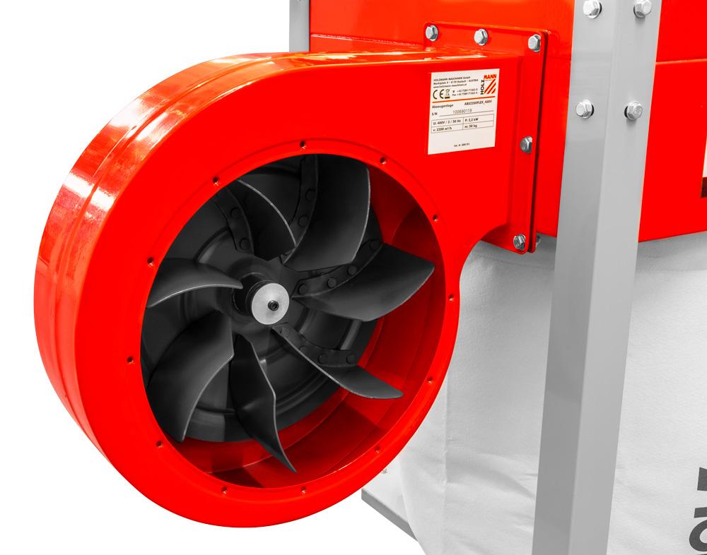 Odsavač pilin a prachu Holzmann ABS2200FLEX-1