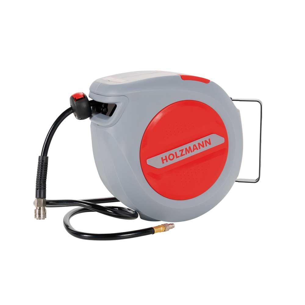 Samonavíjecí buben se vzduchovou hadicí Holzmann LSR15AIR-1