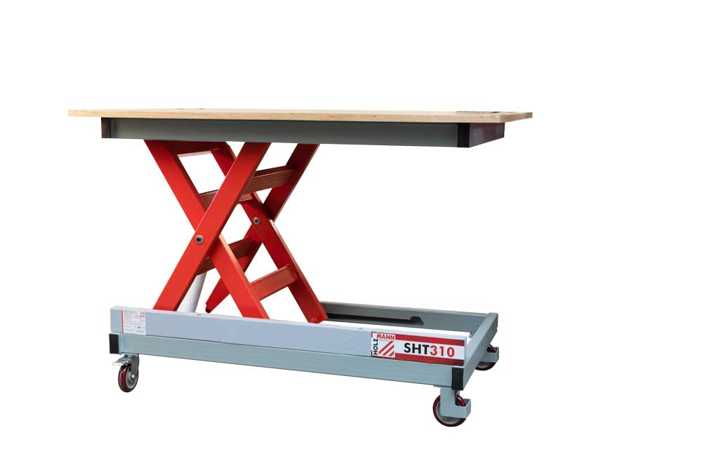 Hydraulický zvedací stůl Holzmann SHT310-1