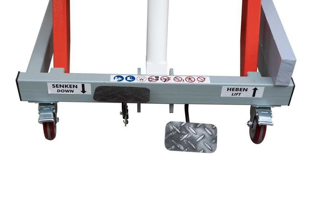 Hydraulický zvedací stůl Holzmann SHT310-3