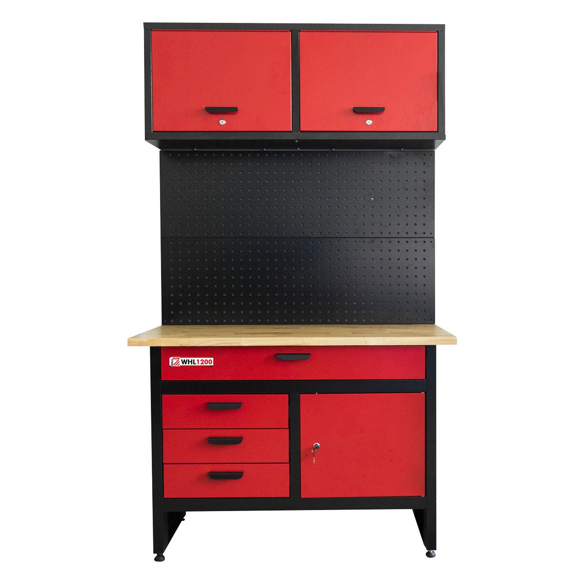 Dílenský pracovní stůl Holzmann WHL1200-1