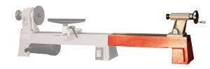 Prodlužovací lože Holzmann D460 BVL pro soustruhy na dřevo řady D460