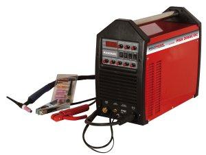 Svářecí pulsní Invertor WIG/TIG Holzmann PISA 200AC/DC