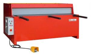 Elektrické tabulkové nůžky na plech Holzmann TBS 2050E3