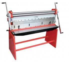 Univerzální stroj na zpracování plechu Holzmann UBM 1400