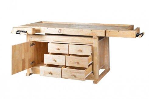 Truhlářský-stůl hoblice Holzmann WB210C