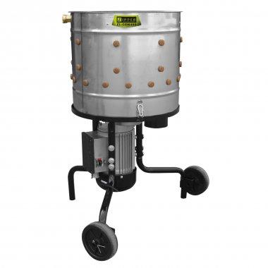 Stroj na škubání drůbeže Zipper ZI-GRM400